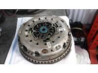 Clutch and dual mass flywheel Renault Megane 2.0