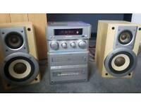 Panasonic CD/MiniDisc Hi-Fi