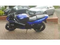 Yamaha Thunderace YZF1000 Swap?