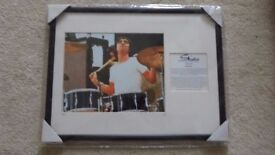 Keith Moon - Framed & Glazed Studio Numbered Limited Edition Photograph w/ COA