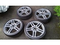 Honda Rage alloy wheels
