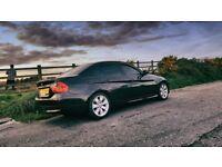 BMW 318D ES M-Sport