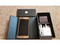 Samsung galaxy s7 gold platinum 32gb