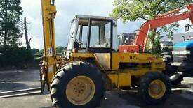 Jcb 926 rough terrain forklift