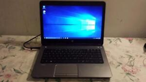 Used  HP Probook 640 Laptop with Corei5 Processor (CPU), Webcam,HDMI and Wireless (Delivery available)