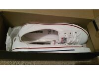 Converse ballet trainers. Size 6.5. Brand new in box!