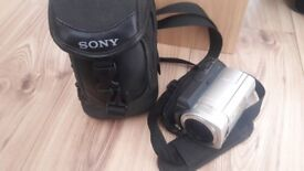Silver Sony Handycam 30GB built-in Memory, 20hrs of Recording Time