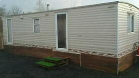 Lovely mobile home sleeps 4 people in private park £500 per month