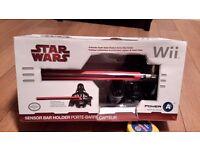 Star Wars Darth Vader Nintendo Wii Sensor Bar Holder