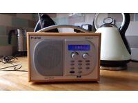 Pure DAB Evoke 1XT Radio