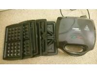 Cooks professional 3 in 1 toaster spares and repair