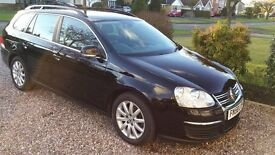 VW Golf Estate 1.9 TDI SE