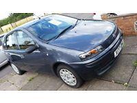 Quick Sale £490 Fiat Punto Petrol