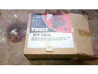 Thule kit 1036 - roof bars clamps for Megane Scenic
