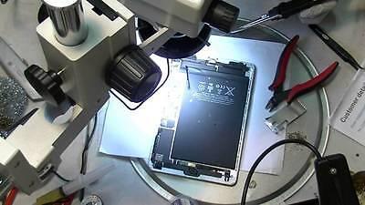 Backlight Repair service iPad 2 3 or 4 dim LCD no picture or half dim repair
