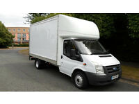 2007/57 Ford Transit Luton 115 T350 2.4 Turbo Diesel 6 speed 13'6 body