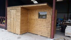 NEW Shed Mancave