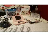 REDUCED Nintendo Pink DS