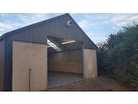 Garage Unit Shed Storage to Let