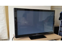 Panasonic Viera 42 inch Plasma TV 1080p Free view HD