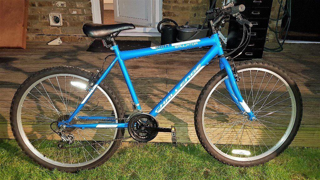"Mens Challenge 26"" Wheel Mountain Bike"