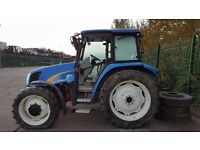 New Holland T5050 for spares only all parts available