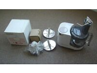 Kenwood cuisine food mixer and accessories