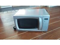 Cookworks microwave 800w