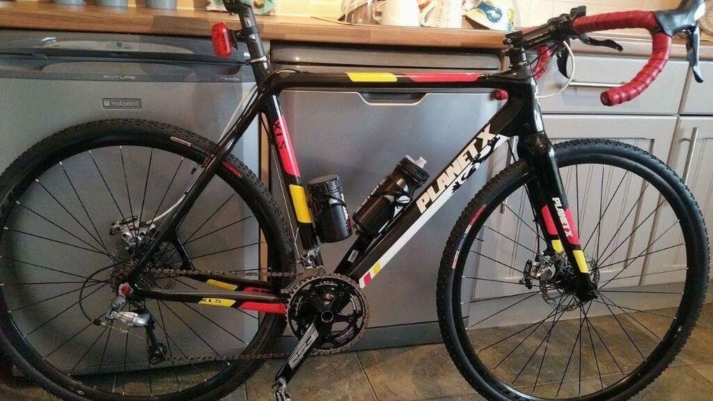 Planet X XLS Cyclocross bike*superb condition*custom built