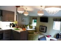 *** Stunning lodge with hot tub by the stream for sale Bowness/Windermere/Ambleside/Lake District***