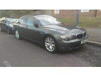 RARE BMW 7 SERIES 750i SPORTS V8 4.8 KEYLESS ENTRY, ADAPTIVE XENONS, SOFT CLOSE