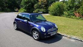 MINI ONE 1.6 Purple