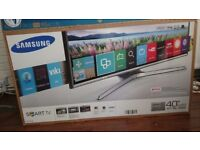 Brand new 40in smart tv