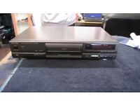 TECHNICS SLPG480A CD PLAYER.