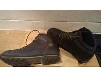 FIRETRAP rhino boots, ex condition