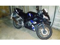 Honda CBR 125 RW Motorbike for sale