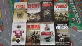 Forgotten Voices Books