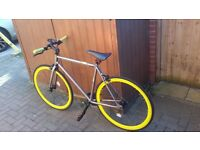 Muddyfox fixie bike has few scratches overall great condition pick up only