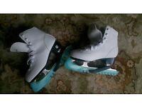 Basic Oxelo skates, size 1.5
