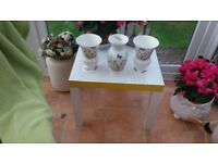 CHINA - Cottae Garden design - Various items - Aynsley Porcelain & China
