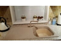 Astracast Kitchen Sink & Matching Targa Monobloc Tap