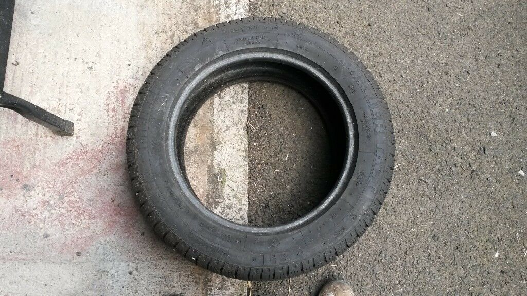 Dont wait until it's too late and you are stuck in the snow. A pair of winter tyres for sale.