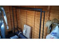 2 x Brand New Clothes Rails