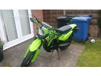 2014 full mot 2 keys ready to ride 125cc