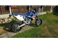 S reg wr 400 supermoto sell/swap