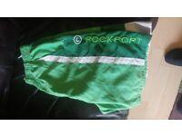 Mens Rockport shorts L/XL