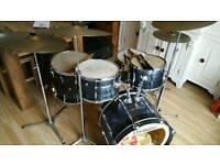 Premier vintage full drum kit