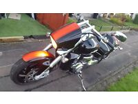 2011 Suzuki M1800R VZR Intruder, V-Twin Cruiser