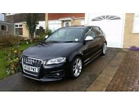 Audi S3 2.0 TFSI Quattro 3dr 2008 Hatchback Manual Petrol ~ Satnav ~ Heated Seats ~ High Spec ~