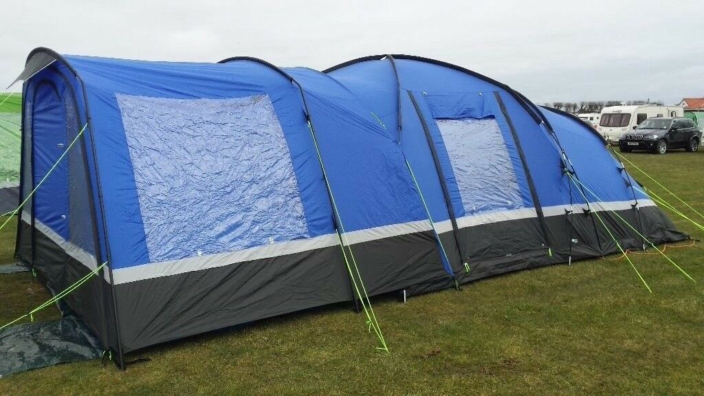 Hi Gear Voyager 6 Tent Porch Carpet And Footprint In